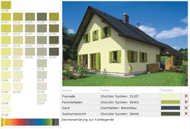 Farbdesigner StoColor Viewer